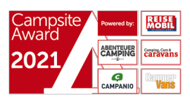 The first camping award