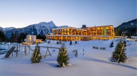 Aktiver Winter im Zugspitz Resort