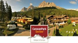 CaravanPark Sexten supports charity initiative