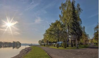 Strandcamping Waging am See